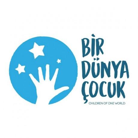 Logo Bir Dünya Çocuk Derneği