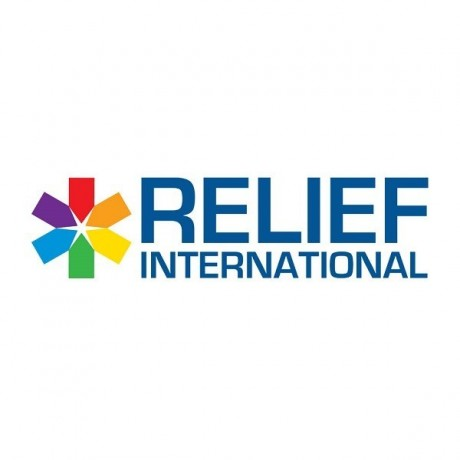 Logo Relief International