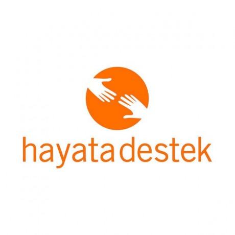 Logo HAYATA DESTEK DERNEĞİ
