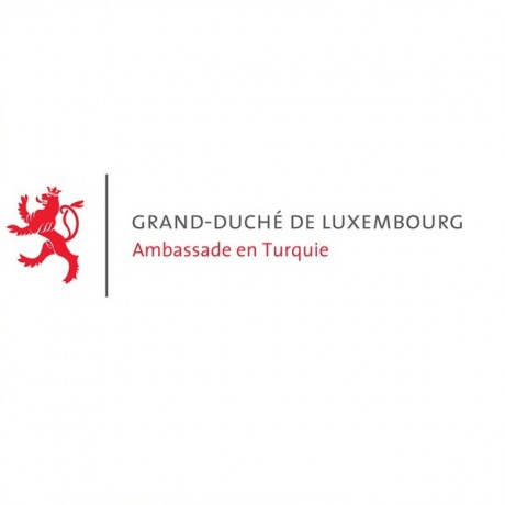 Logo The Embassy of Luxembourg in Turkey