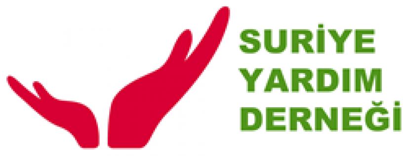 Logo Suriye Yardım Derneği