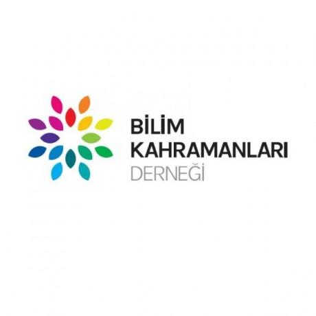 Logo BİLİM KAHRAMANLARI DERNEĞİ