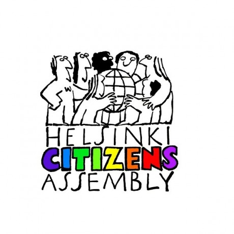 Logo Helsinki Citizens Assembly