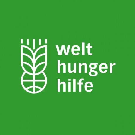 Logo Welthungerhilfe (WHH)