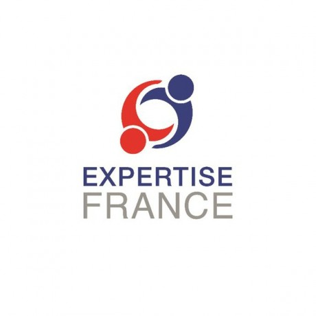 Logo Expertise France
