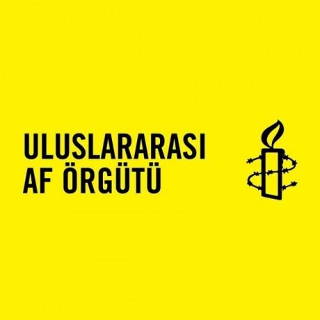 Logo Uluslararası Af Örgütü
