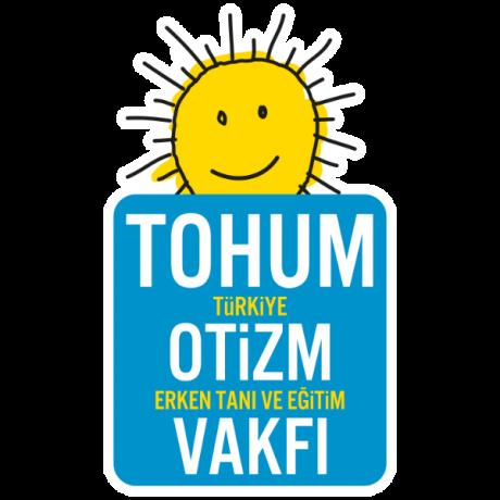 Logo Tohum Otizm Vakfı