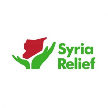 Logo Syria Relief