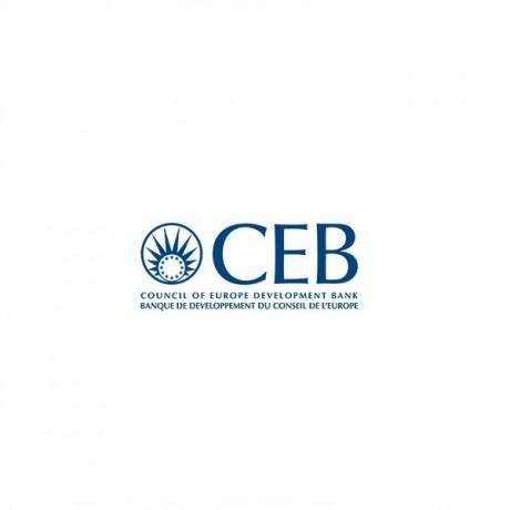 Logo Council of Europe Development Bank (CEB)