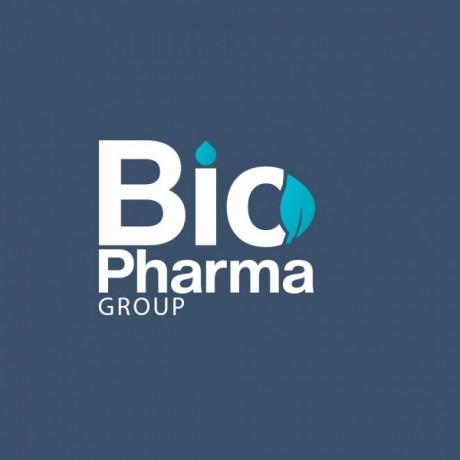Logo Biopharma Group ilaç kimyasal