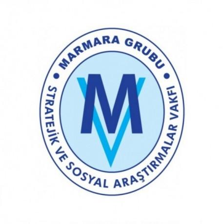 Logo Marmara Grubu Vakfı