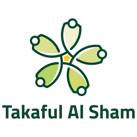 Logo Takaful Al Sham Organization