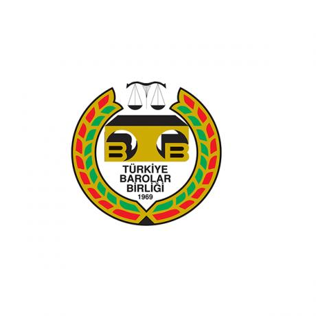 Logo Türkiye Barolar Birliği Başkanlığı