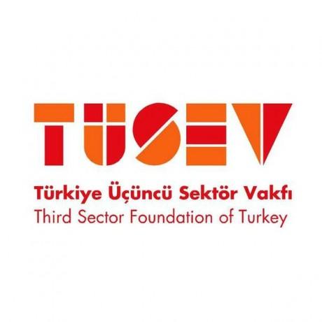 Logo Türkiye Üçüncü Sektör Vakfı