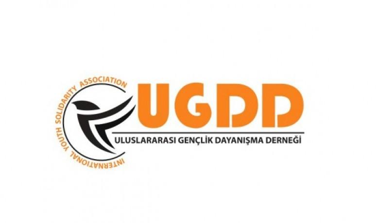 Logo ULUSLARARASI GENÇLİK DAYANIŞMA DERNEĞİ
