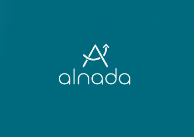 Logo Alnada for Business Developmet