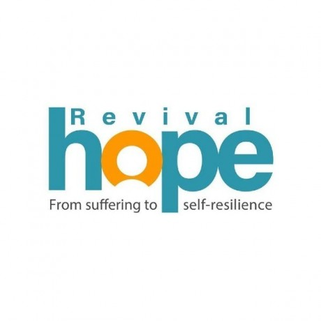 Logo Hope Revival Organization