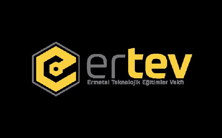 Logo Ermetal Teknolojik Eğitimler Vakfı - ERTEV