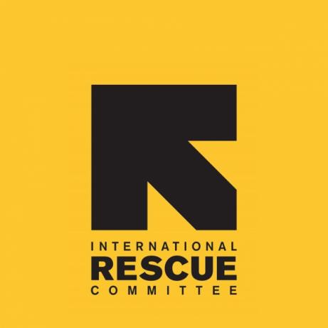 Logo International Rescue Committee