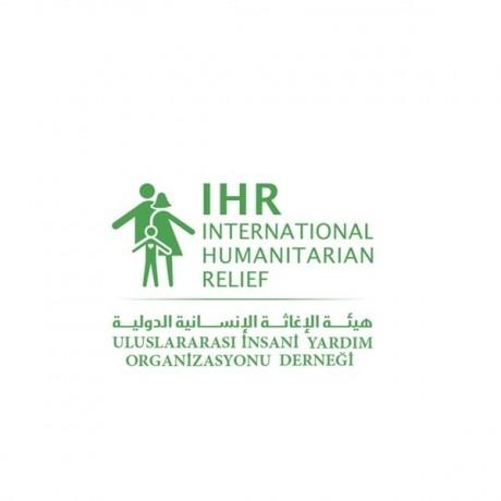 Logo International Humanitarian Relief (IHR)
