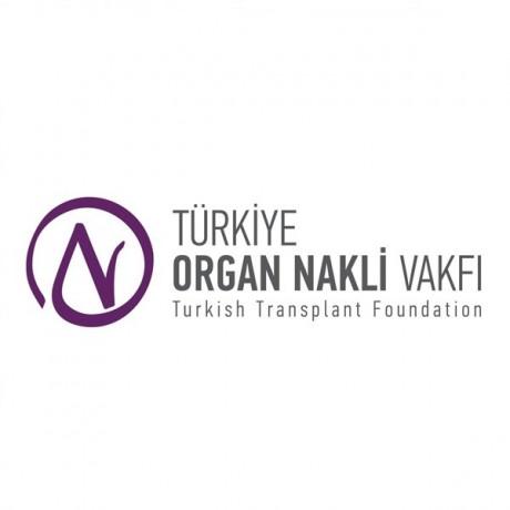 Logo TÜRKİYE ORGAN NAKLİ VAKFI