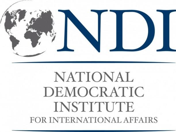 Logo NATIONAL DEMOCRATIC INSTITUTE
