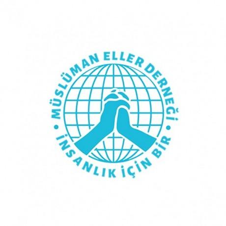 Logo Müslüman Eller Derneği