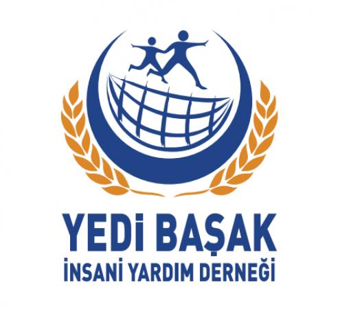 Logo Yedi Başak İnsani Yardım Derneği
