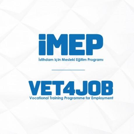 Logo İMEP PROGRAMI (İstihdam için Mesleki Eğitim Programı)