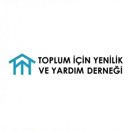 Logo Toplum İçin Yenilik Ve Yardım Derneği
